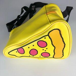 NWT Pizza Shaped Mini Backpack